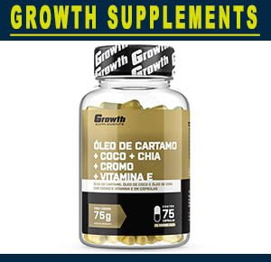 óleo de cartamo growth supplements