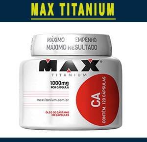 óleo de cartamo max titanium