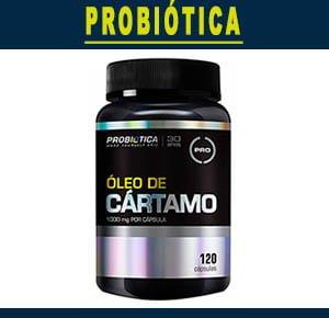 óleo de cártamo probiótica