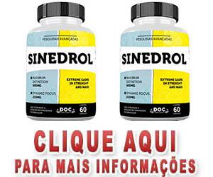 sinedrol emagrecedor