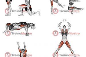 11 Exercícios em Casa para Perder Barriga (Homens e Mulheres)