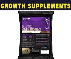 hipercalórico growth supplements