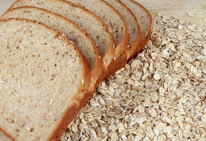 pão integral com aveia fofinho e macio