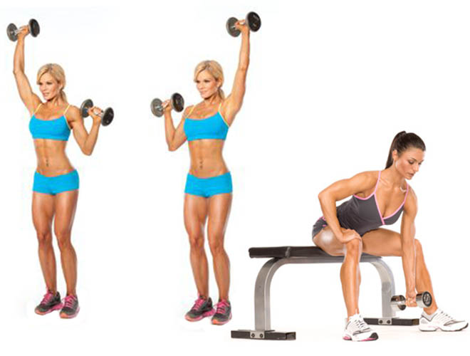 treino superior feminino