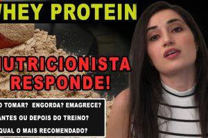 Whey Protein: O que é, Para que Serve e Como tomar