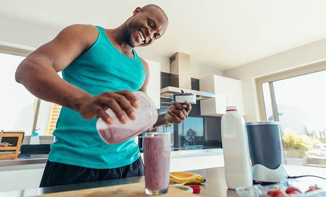 O que comer quando se treina muito cedo e tem pouco tempo?