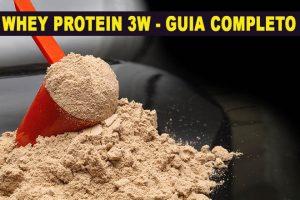 Whey Protein 3W: Para que Serve, 7 Benefícios e Como tomar