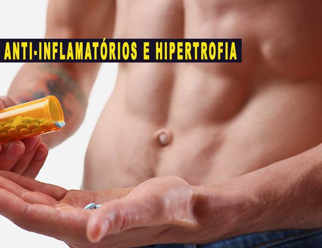 Anti-inflamatorios e hipertrofia