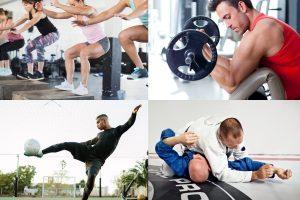 Como conciliar musculação a prática de outros esportes?